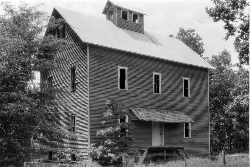 Greer_mill_c1937 by USDA Forest Service